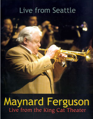 MF At the Top DVD cover